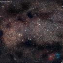 M24 Neube stellare del Sagittario,                                Fernando De Ronzo