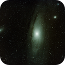 M31 Andromeda,                                Heino
