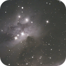 NGC 1977  the Running Man Nebula Cropped,                                RonAdams