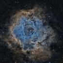Nebulosa Roseta SHO,                                José Fco. del Agu...