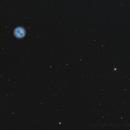 M97 Owl Nebula Bicolour,                                Barry Wilson