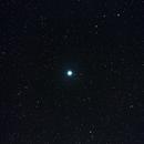 Sirius and M41,                                Wiama Daya