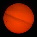 Sunspots AR2785, AR2786  and AR2783,                                Annette Sieggrön