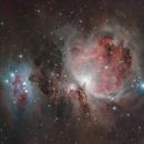 M42 Orion,                                jose ps