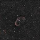 NGC6888 (HaRGB),                                Wilson Yam