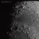 Desde la superficie Lunar, Plato, Cassini, Mare Imbrium y más,                                Astrofotografia A.R.B.