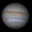 My First Jupiter with ASI224MC,                    Ecleido Azevedo
