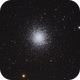 M13 Hercules cluster,                                julastro
