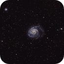 M101 The Pinwheel Galaxy,                                Astro Jim
