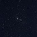 Double Cluster NGC869 & NGC884,                                Walt Schnapp