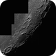 Sirsalis lunar groove and Cavalerius crater,                                Olivier Ravayrol