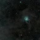 Iris Nebula,                                Steve Siedentop