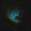 NGC281,                                Terry Adrian