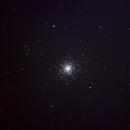 M3 / NGC 5272 globular cluster,                                Wanni