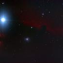IC 434 - Horsehead nebula into dawn,                                Thorsten - DJ6ET