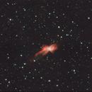 Bug Nebula - NGC 6302,                                Diego Cartes