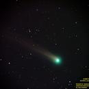 Cometa C/2013 R1 (LOVEJOY),                                Roger R. Sanchez Giammattei