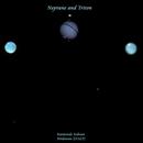 Neptune and Triton,                    Raimondo Sedrani
