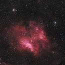 Sh2-135 in Cepheus (HaRGB),                                pete_xl