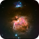 Orion Nebula in HaRGB,                                AstroForum