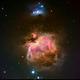 Orion Nebula in HaRGB,                                AstroForum