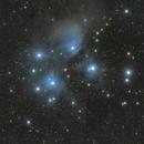 M45 Pleiades,                                Stan Smith