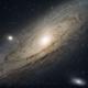 Andromeda Galaxy M31, M32,  M110,                                Hartmuth Kintzel