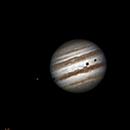 Jupiter - Transit Animation,                                bbonic