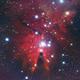 NGC 2264, Cone Nebula,                                w4sm