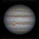 Jupiter - 2016/03/13 2:55 UTC,                                Chappel Astro