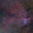NGC6188, 6193 - Firebird Nebula,                                Astro-Wene