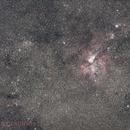 Eta Carinae Nebula at 150mm,                                Gabriel R. Santos (grsotnas)