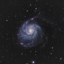 M101 - The Pinwheel Galaxy,                                Andrea Alessandrelli