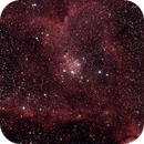 The Heart Nebula - IC1805,                                bossakungen