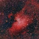 M16 - The Eagle Nebula,                                Eduardo Duarte Ziller Fagundes