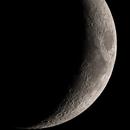 Moon April 09 2019 (6-panel mosaic),                                  Robert Eder