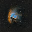 NGC281 Pacman Nebula,                                Stan Smith