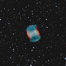 Messier 27,                                Luis Amiama