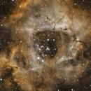 NGC 2244 Bi-Color,                                cclark