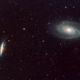 M82 Cigar Galaxy, M81 Bode's Galaxy in HaLRGB,                                Ricardo Pereira