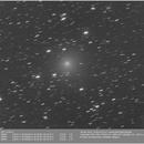 Comet 64P Swift-Gehrels, 20181130,                                Geert Vandenbulcke