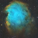 MonkeyHead Nebula,                                julianr
