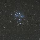 M45 - Les Pleiades,                                BLANCHARD Jordan