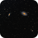 M81 & M82,                                Steve Cross