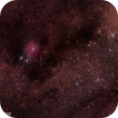 Messier 24 - The Small Sagittarius Star Cloud in LRGB,                                Patrick Cosgrove