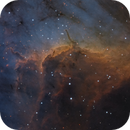 IC5070 Pelican nebula,                                CoFF
