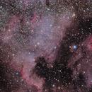 NGC 7000 - North America Nebula,                                kyle.allen