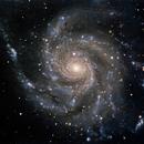 M101 1528 5 sec Subs,                                TSquasar