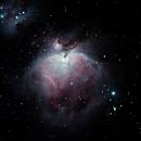 M42 M43 NGC1977,                                maxgaspa