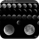 Moon Eclipse 2015 ,                                Salvopa